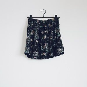 NWOT Cooperative Floral Skirt